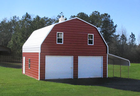 Metal shed kits for sale