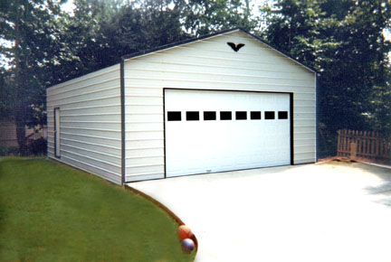Ham rv storage shed plans for Steel shed plans free