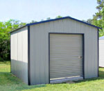 Bridgestone two-story garage, workshop, guest house, cabin, storage building